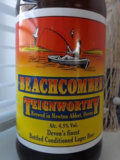 Teignworthy, Beachcomber, England