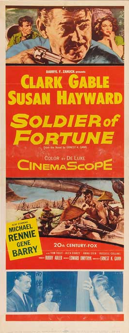 Soldier of Fortune - Poster 2