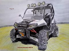 Polaris Ranger RZR S