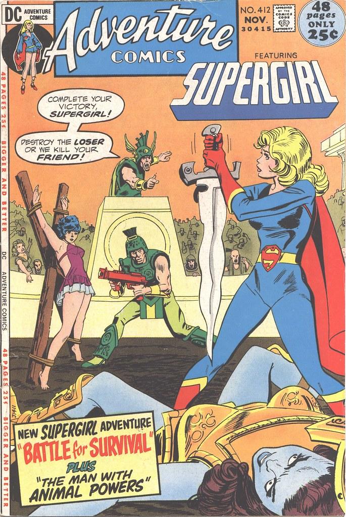 adventure comics 412-00