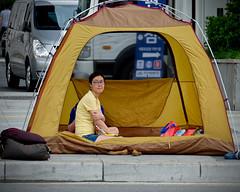 Street Tent