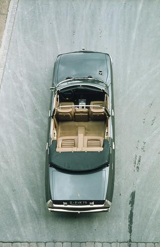 Citroën SM Présidentielle 12