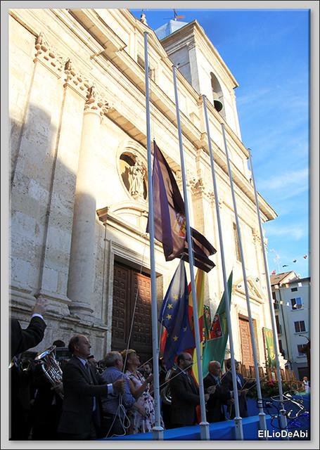 #BriviescaFiestas17 Lectura del pregón y Proclamación de las Reinas (9)