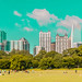 Summer in the city (a homage to Ben Thomas) by L33Fly