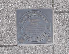 Photo of Bronze plaque number 43621