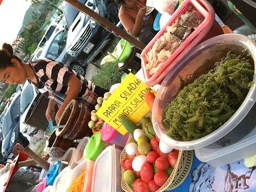 Koh Samui Bophut Walking Street ボープットウォーキングストリート
