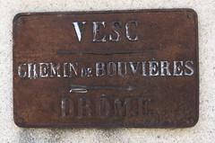 Vesc, Drome