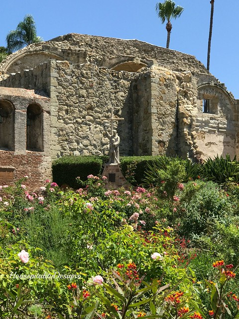 Mission of San Juan Capistrano-Gardens-Housepitality Designs