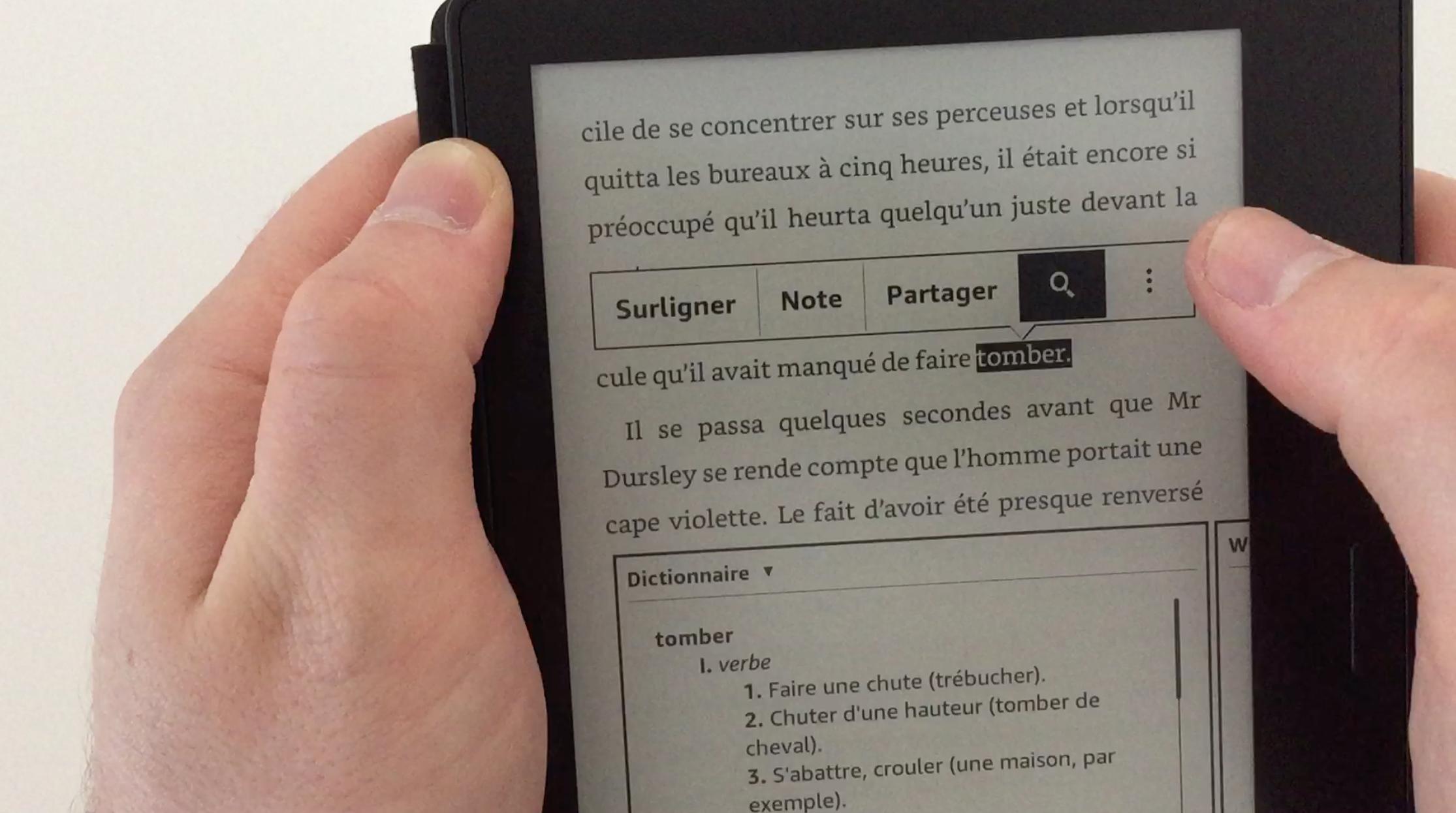 20170827 Test de la liseuse électronique Kindle OASIS Amazon 21