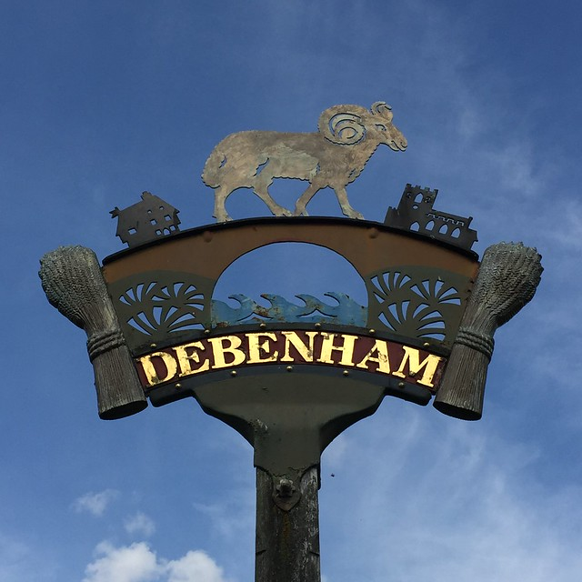 Debenham, Suffolk