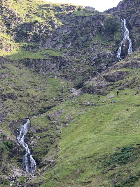 Moss Force, Newlands Pass