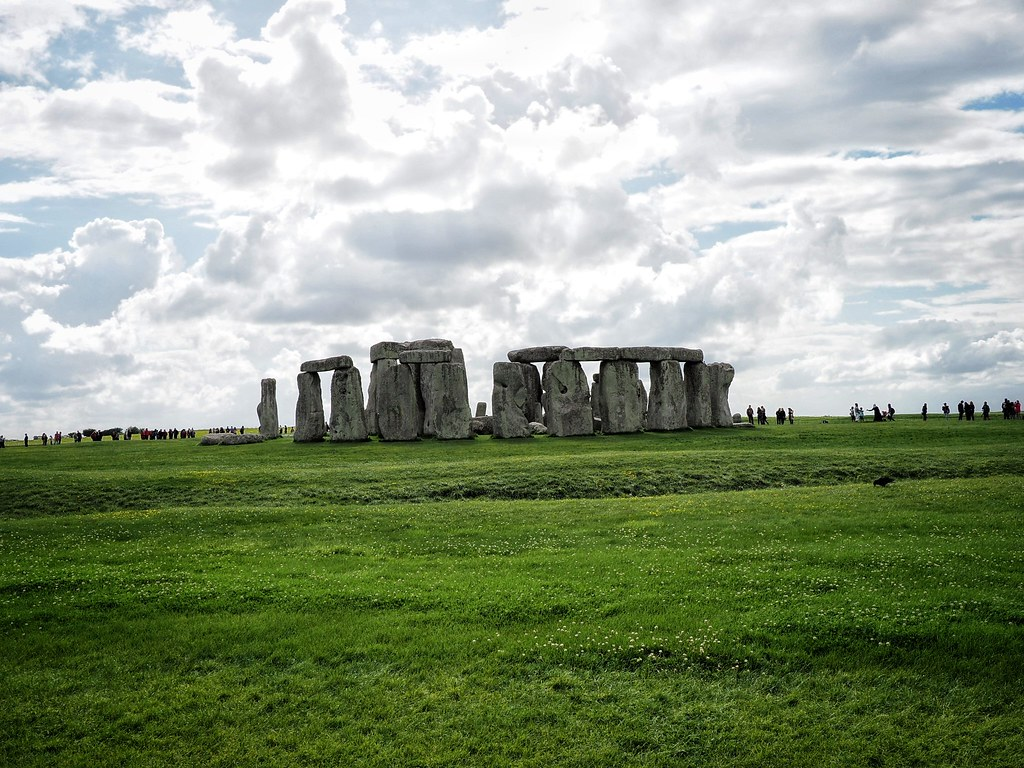 an overview of the stonehenge in england Nearly 1,000 circles of stone dot the landscape of the british isles, throughout  england, scotland, wales and ireland built by stone and bronze.