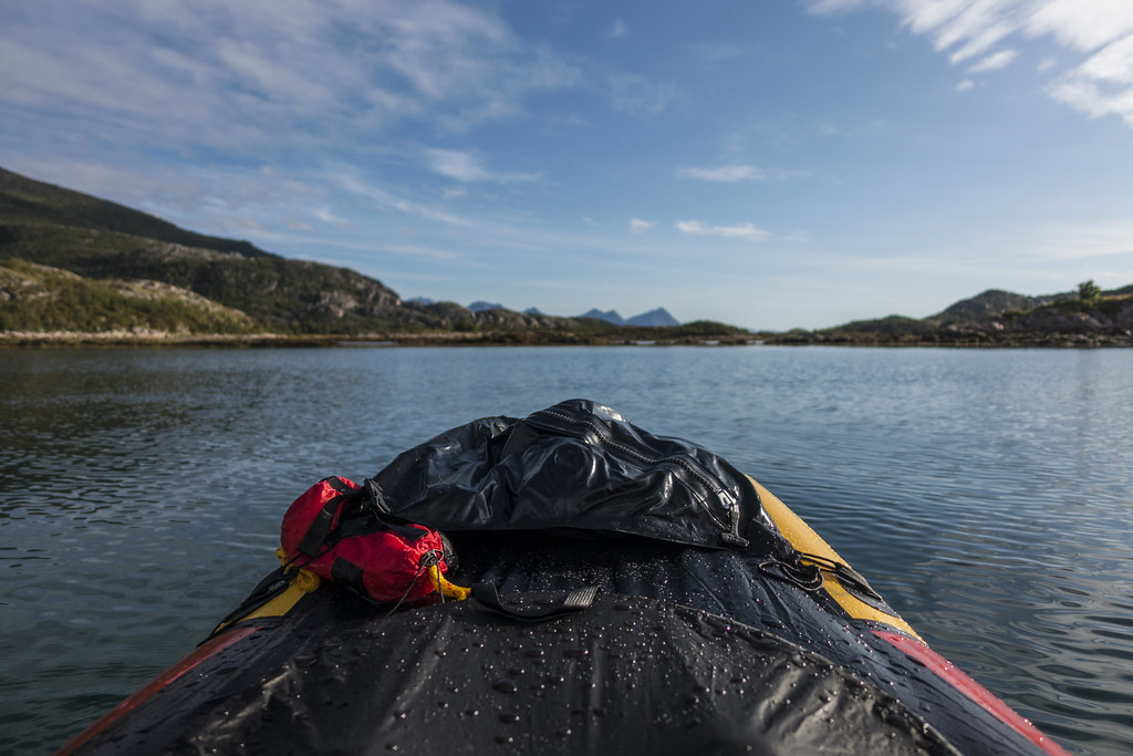 Packrafting in Norway