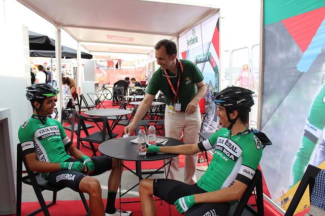 Etapa 18 La Vuelta 2017 (Suances - Santo Toribio de Liébana)