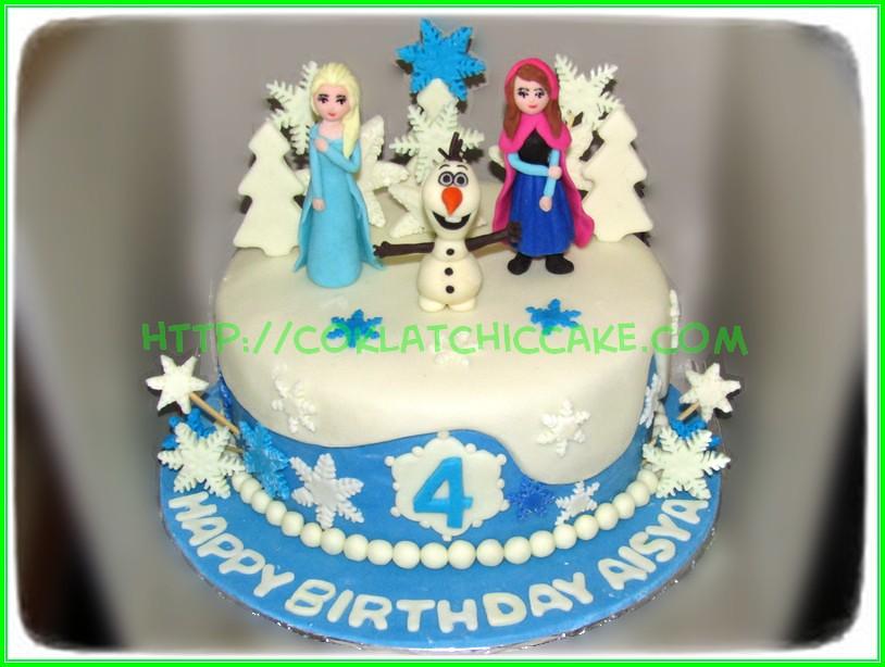 cake frozen aisya