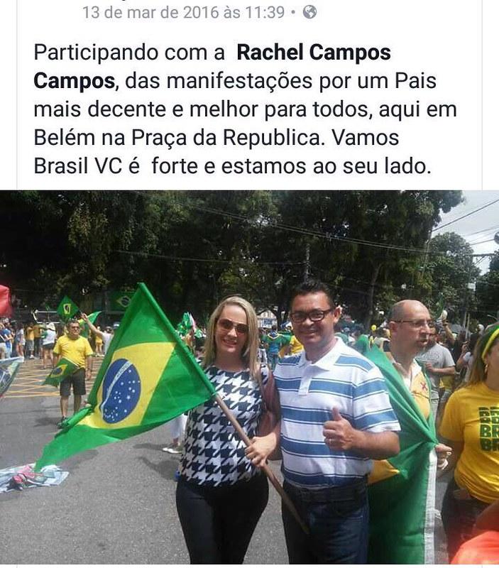 Reeginaldo Campos e o Brasil Deecente