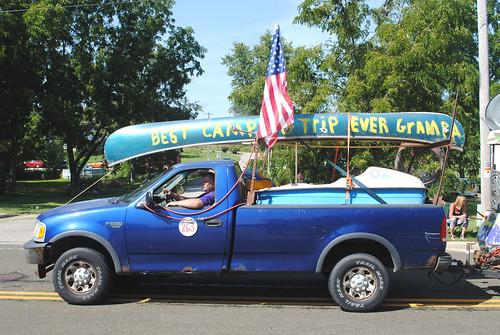 Junk Parade - Rome & Sullivan, Wisconsin