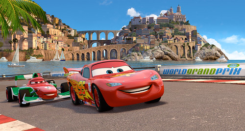 Cars 2 - screenshot 1