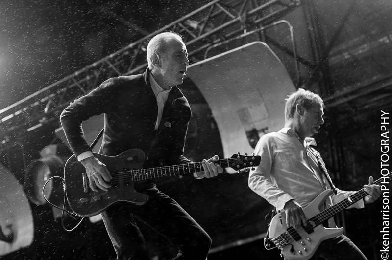 06th August, 2017. Status Quo play Rewind North, Macclesfield, UK