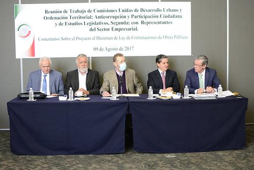 Comisión de Desarrollo Urbano y Ordenación Territorial 9/ago/17