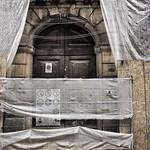 Behind the veils