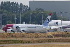 Norwegian Air 787-9 Freddie Mercury G-CKNA