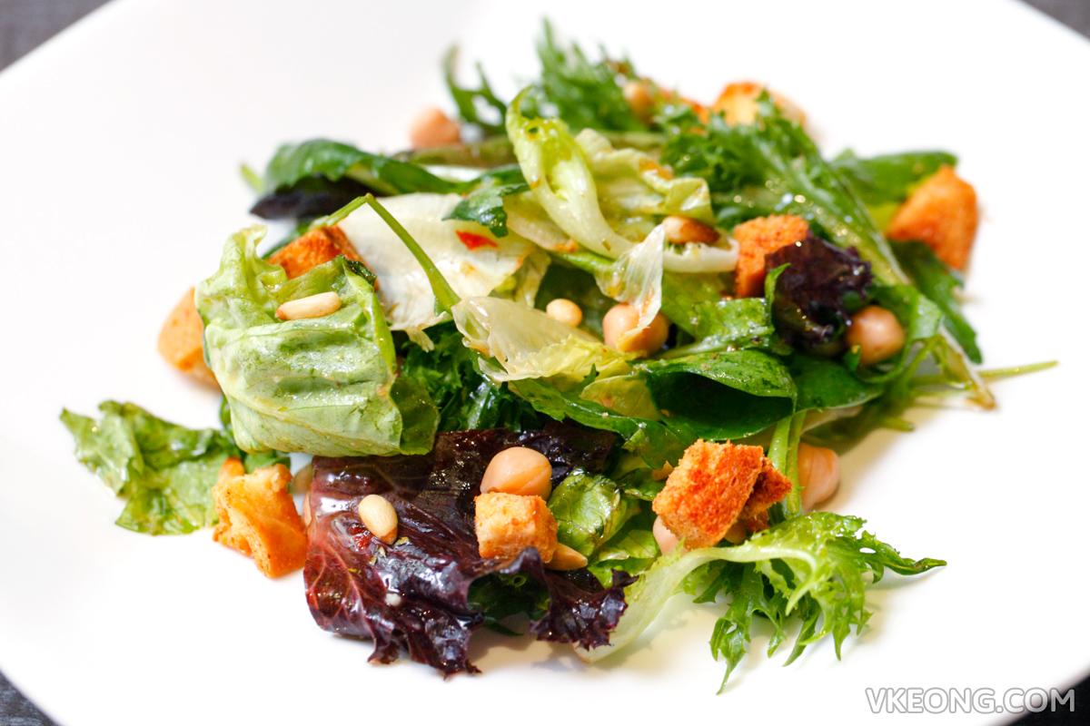 TGV Indulge Mix Salad