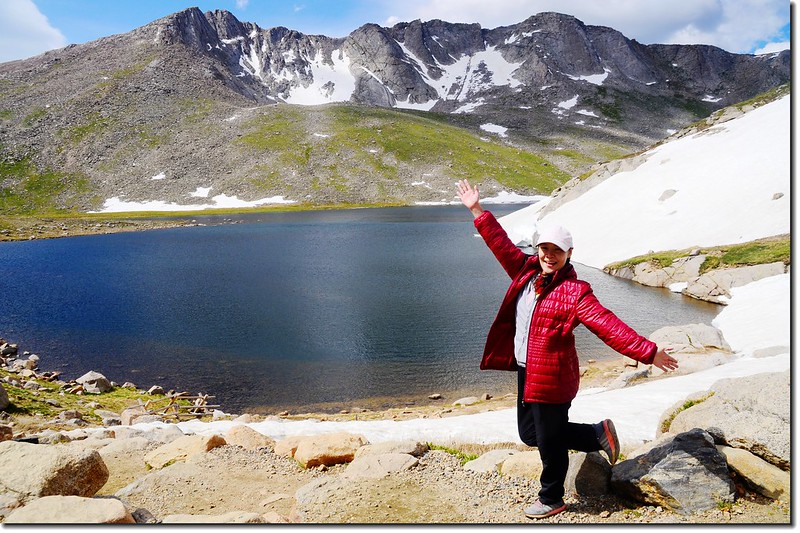 Summit Lake(3911m) (19)