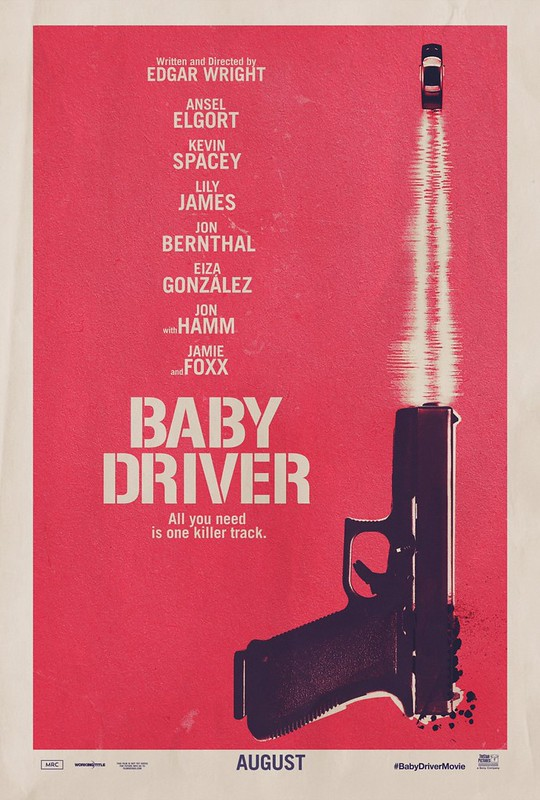 Baby Driver - Poster 1