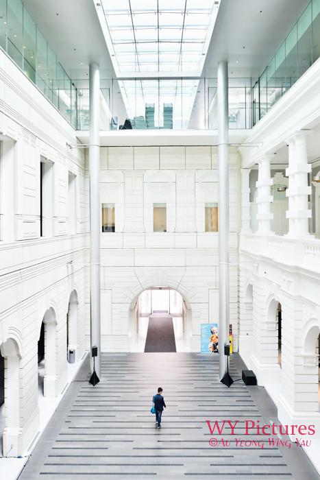 Singapore 2017: Victoria Concert Hall Interior 5