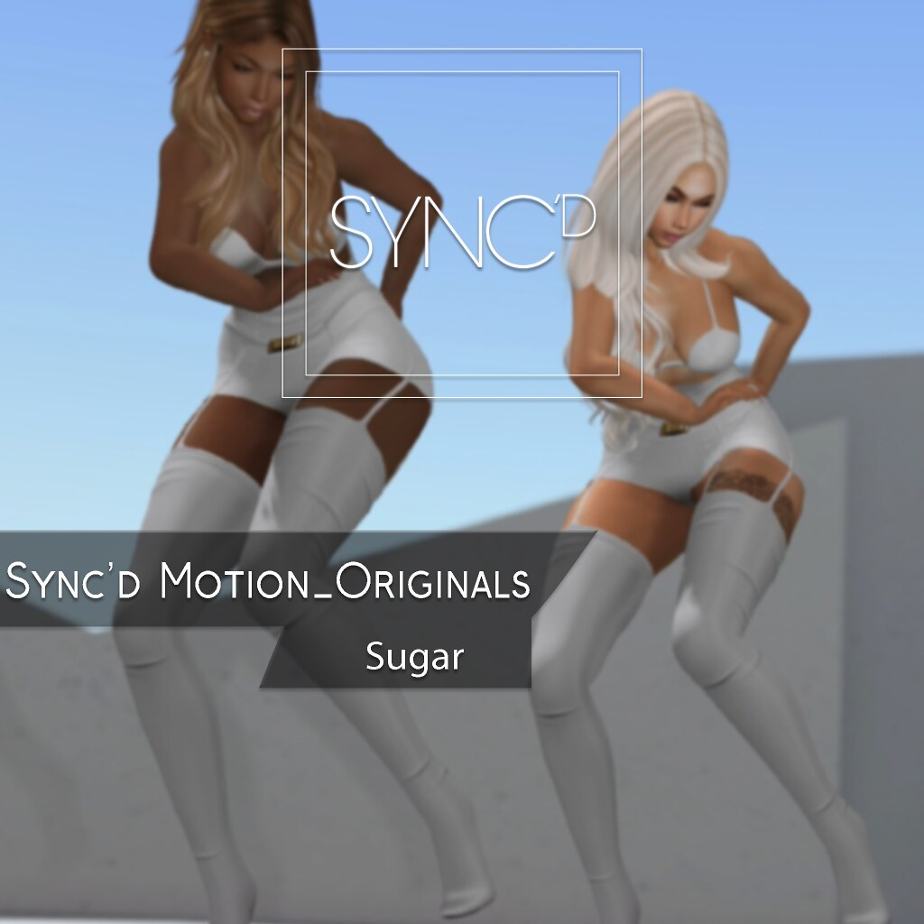 Sync'd Motion__Originals - Sugar