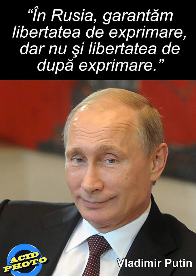 Putin, piticul porno