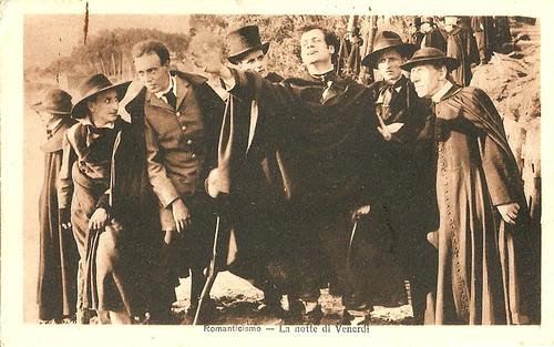 Tullio Carminati in Romanticismo (1915)