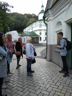 Екскурсія Подолом 20.09.17 О. Грибоєдова