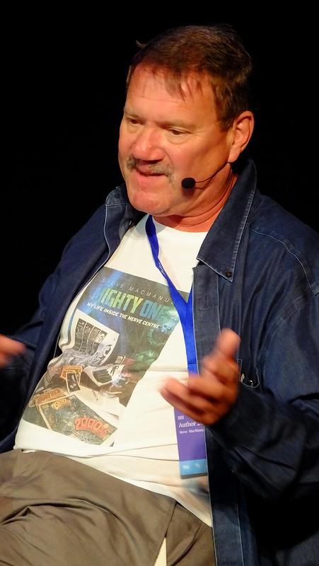 Edinburgh International Book Festival 2017 - David Bishop & Steve McManus 03