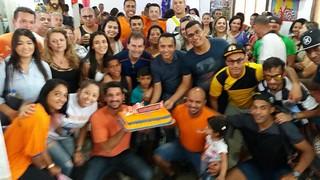 Solidariedade comemora 4 anos com festa em creche comunitária