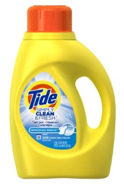 Tide Simply Clean Laundry