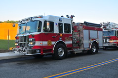 Sparkill-Palisades Fire District John Paulding Engine Co. No. 1 Engine 16-1250