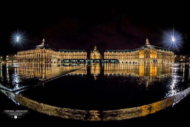 Miroir d'Eau - Musée National des Douanes -