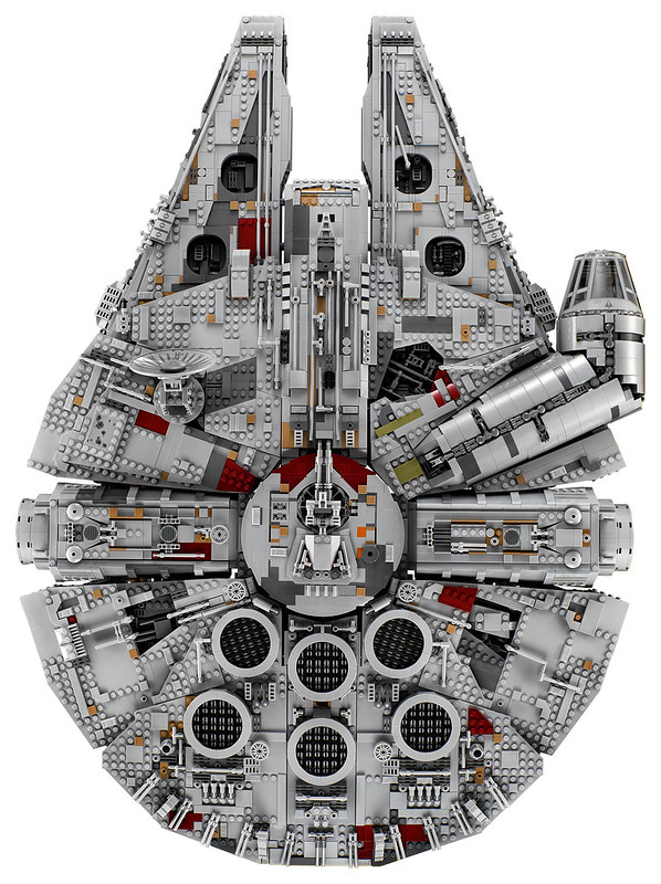 75192 Ultimate Collector Series Millennium Falcon 7