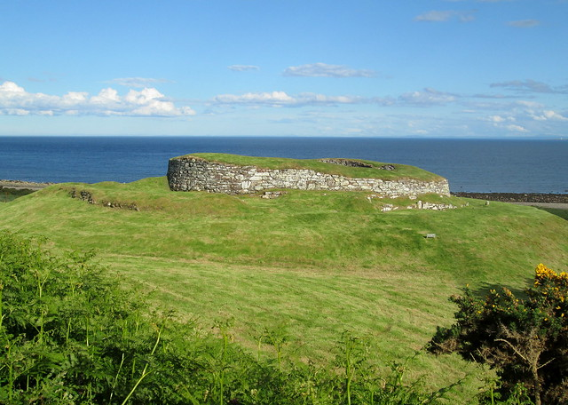 Carn Liath Broch