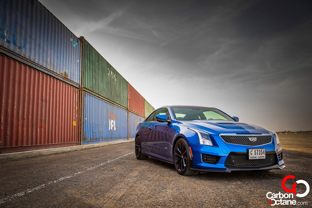 2017 cadillac ats v coupe review carbonoctane. Black Bedroom Furniture Sets. Home Design Ideas