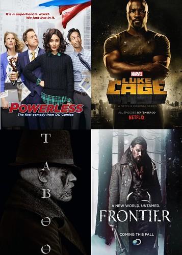 Nuevas series 4