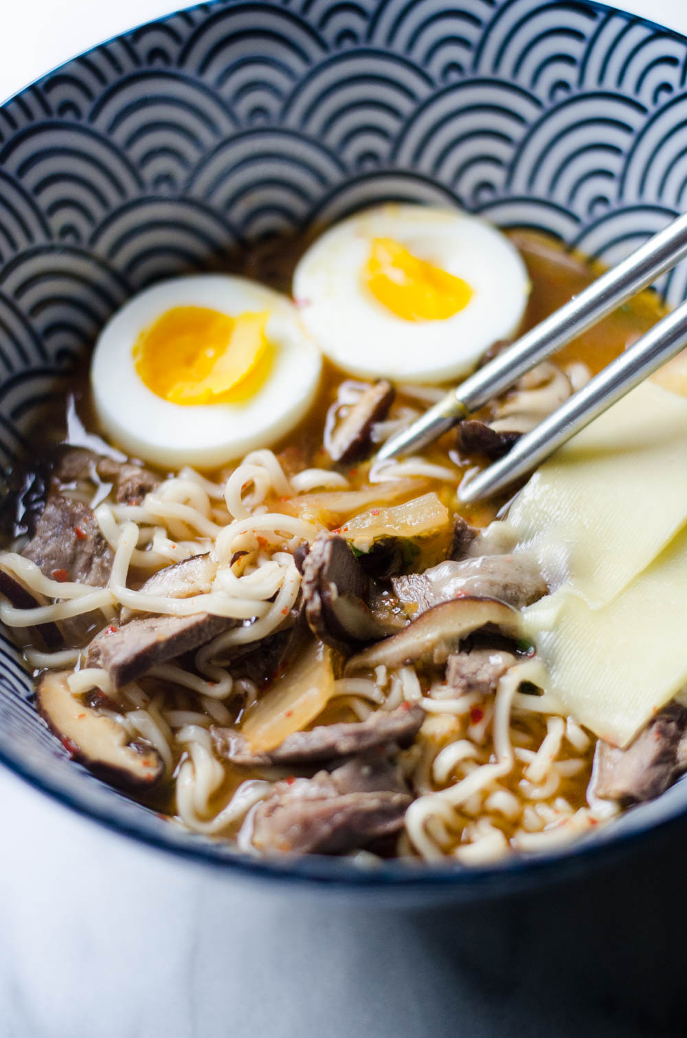 What I Ate Wednesday - Ramen for Supper