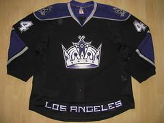 Los Angeles Kings 2010 - 2011 Game Worn Jersey