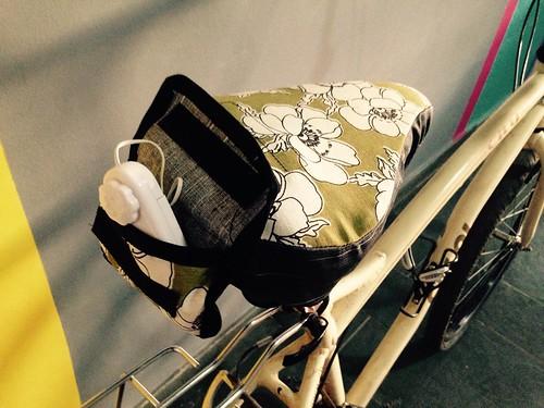 Annie, o selim de bici que vibra