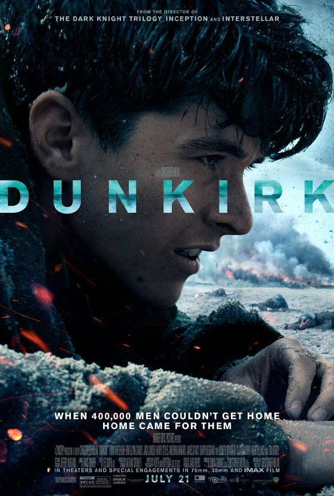 ダンケルクのポスター