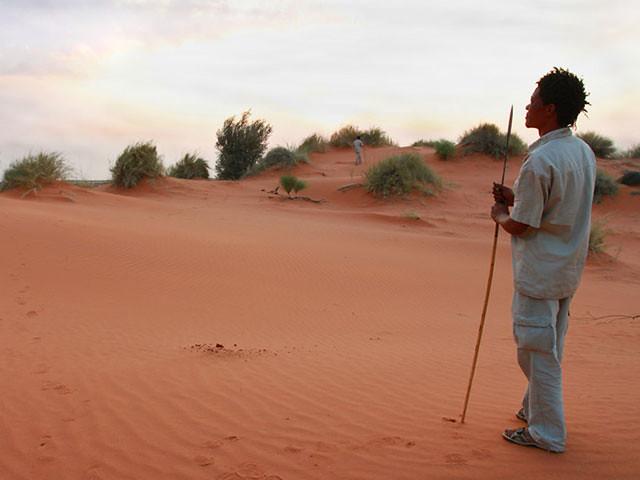 khomani landscape