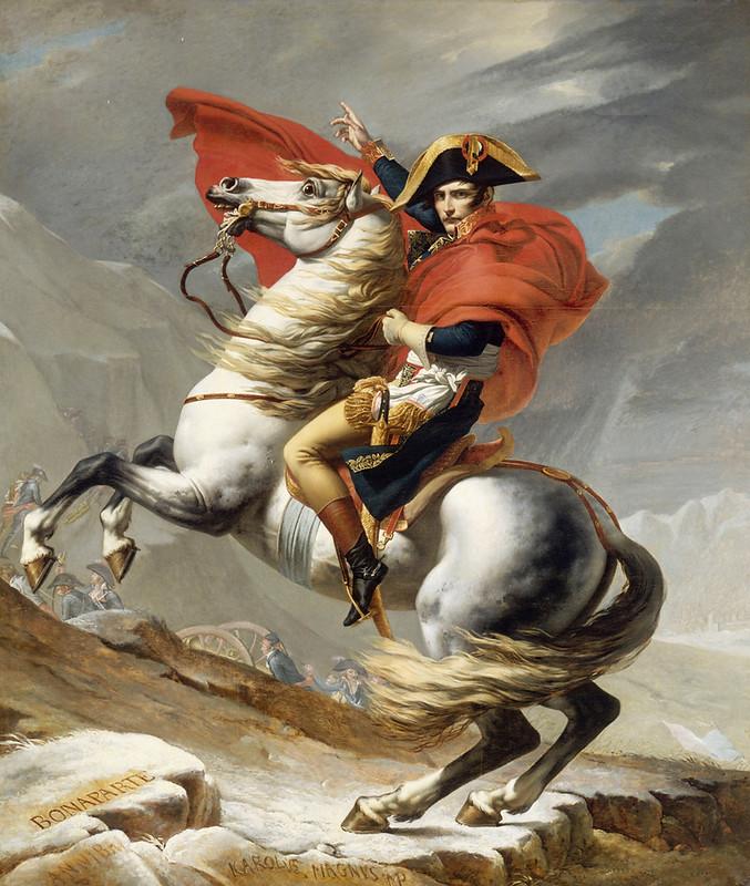 Napoleon - mot cuoc doi, mot giac mo hinh anh 1