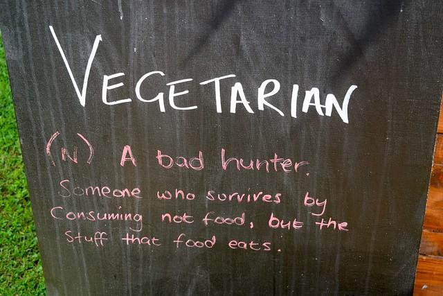 Vegetarians at We Love Hythe Food Festival | www.rachelphipps.com @rachelphipps